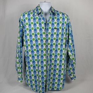 Enyce Clothing Co. Mens Button Down Shirt L TO XL